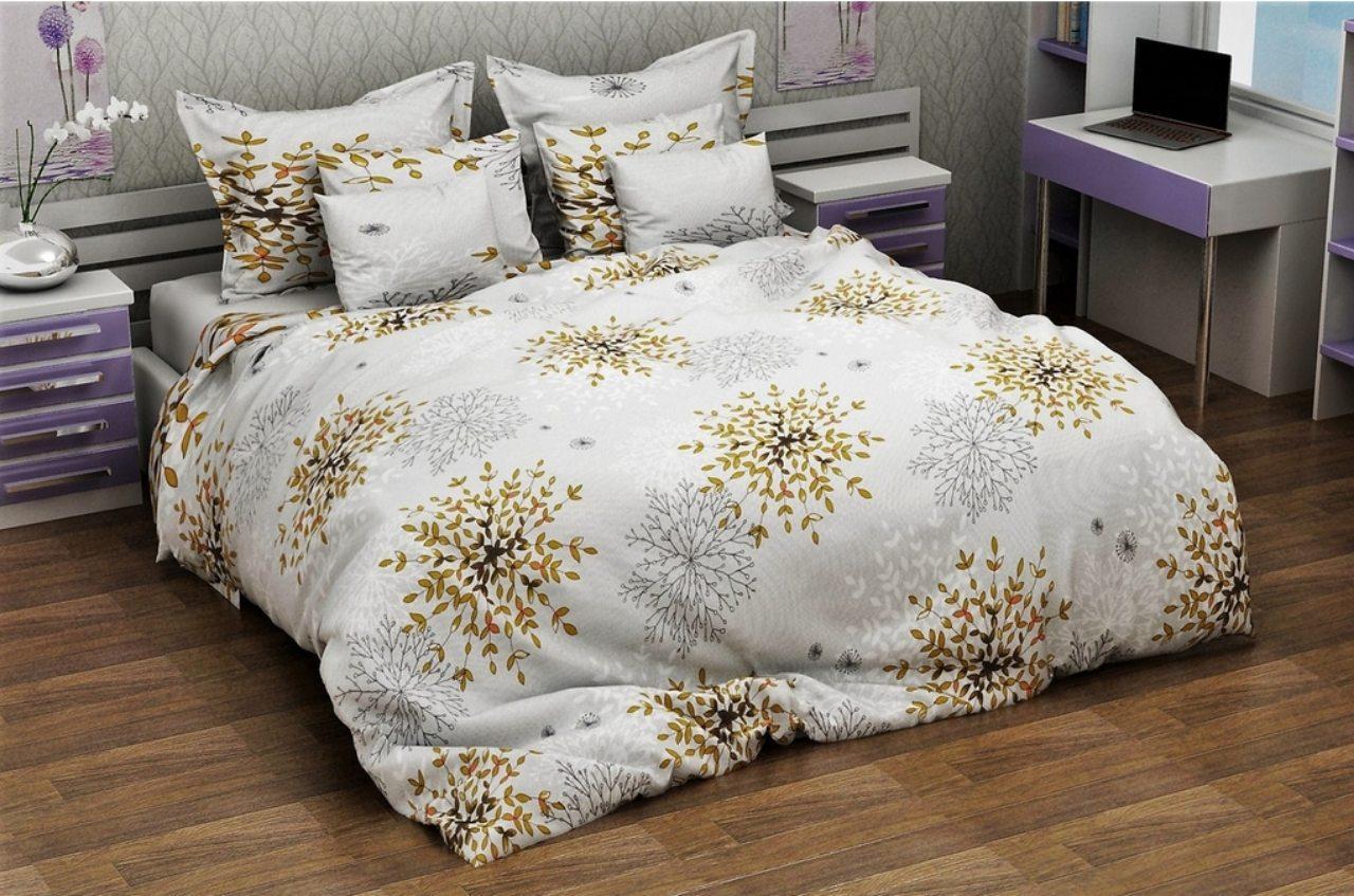 Набор постельного белья «Бязь 541» полуторный размер