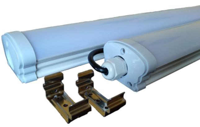 Светильник LED LPP20-600-6500K-20W-220V-1800L-IP65 (ЛПП 2х18 LED лента) TNSy (TNSy5000034)