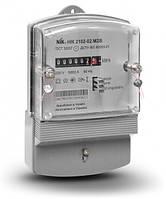 Электросчетчик НІК 2102-02 5-60А 6400 М1В электронный однофазный.