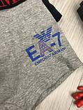 Подарочный комплект мужских трусов Emporio Armani M L XL хлопковые боксеры мужские трусы хлопок Армани реплика, фото 6