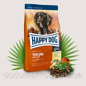 Сухой корм для собак Happy Dog Supreme Sensible Toscana 4 кг
