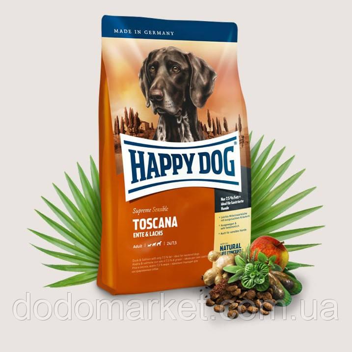 Сухой корм для собак Happy Dog Supreme Sensible Toscana 12.5 кг