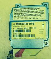 Блок управления AIRBAG Mitsubishi Colt MR587416