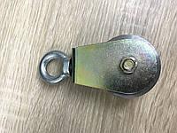 Блок монтажный (стальной) с усиленной скобой Ø60мм