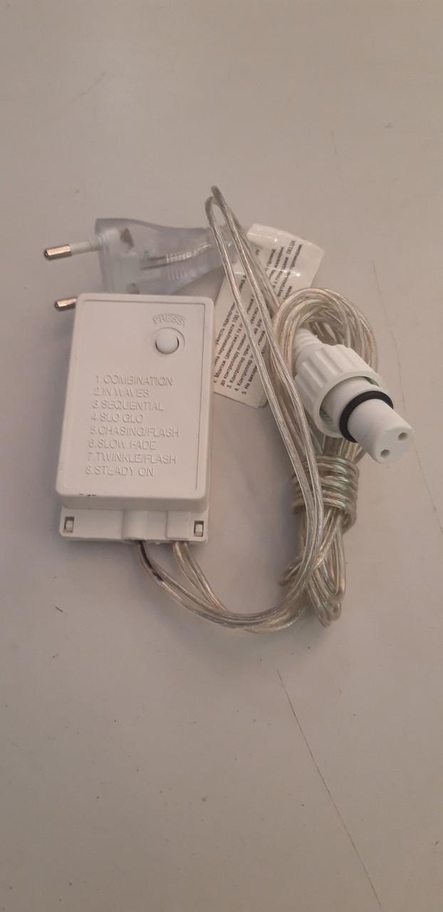 Контроллер DELUX для LED гирлянд IP20 EN