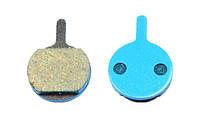 Тормозные колодки дисковые Sheng-An для Magura Louise / Clara 2000 Semi metallic (полу-металл)