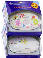 Компьютерная мышь Цветочки, фото 1