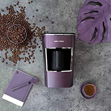 Кофемашина для турецкого кофе Arcelik Grundig TCM 7610 фиолетовая