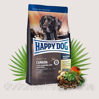 Сухой корм для собак Happy Dog Supreme Sensible Canada 4 кг