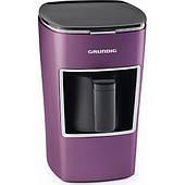 Кофемашина для турецкого кофе Grundig TCM 7610 фиолетовая