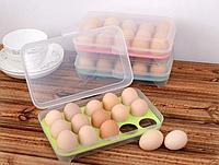 Пластиковый контейнер для хранения яиц