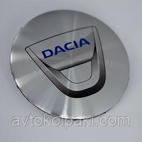 Наклейки на авто диски DACIA  выгнутые