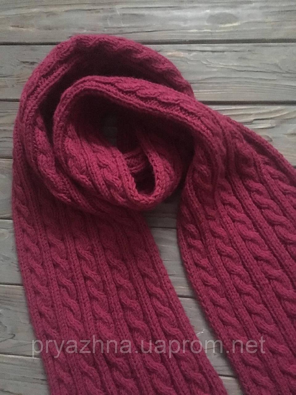 62209728b9db Длинный вязаный шерстяной шарф, зимний шарф, вязаный шарф узор косы, шарф  ...