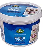 Натурель (Крем сыр)ТМ Арла 1.5 кг ведро Дания