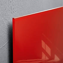Стеклянная доска магнитно-маркерная 100х100 см