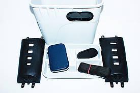 Ящик-стул для зимней рыбалки