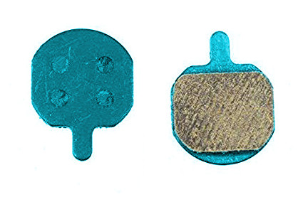 Тормозные колодки дисковые Sheng-An для Hayes MX-2/MX-3/MX-4/MX-5/Sole/CX Semi metallic (полу-металл)