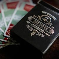 Карты игральные | Banshees: Cards for Throwing (2nd ed.)