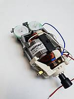 Двигатель с редуктором венчиков для миксера Zelmer 251.1000 12008102 (793300)