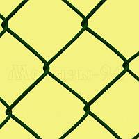 Сітка рабиця плетена оцинкована, не оцинкована, з полімерним (ПВХ) покриттям, для парканів та огорож