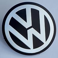 Наклейки авто диски VW выгнутые