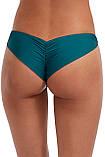 Купальник женский раздельный бикини цвет изумруд ( размер XS, S,M, L, XL), фото 4