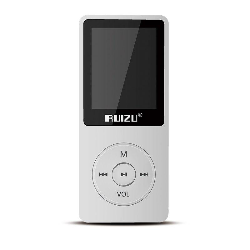 MP3 Плеер RuiZu X02 4Gb Original Белый