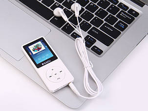 MP3 Плеер RuiZu X02 4Gb Original Белый, фото 2