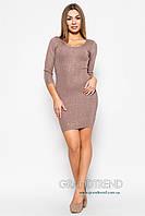 Женское платье  со стразами  Carica М-1129