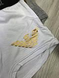 Подарочный комплект мужских трусов Emporio  Armani M L хлопковые боксеры мужские трусы Эмпорио Армани реплика, фото 3
