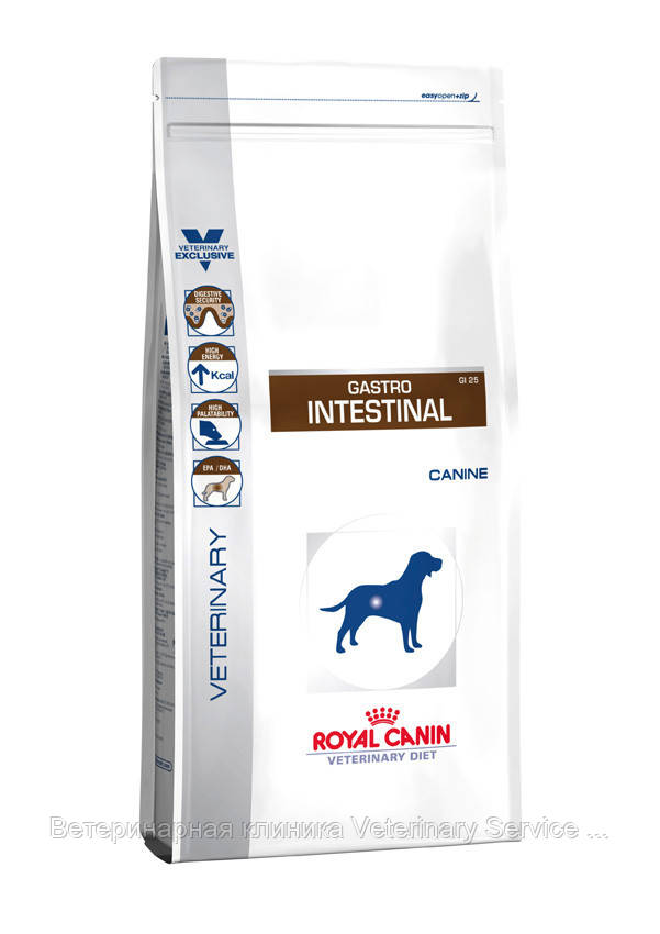 GASTRO INTESTINAL Dog 14 kg