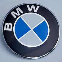 Наклейки на авто диски BMW выгнутые