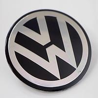 Наклейки на авто диски VW  выгнутые