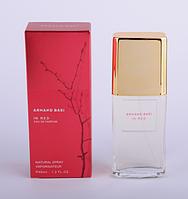 Женская парфюмированная вода Тестер Armand Basi in Red Tester 40ml (реплика)