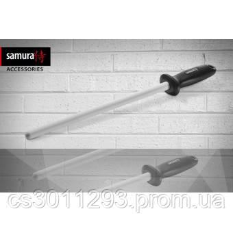 Мусат керамический Samura белый 254 мм (S-600), фото 2