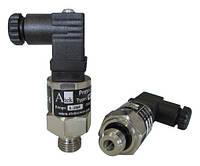 Датчик давления малогабаритный серии BCT22, 0...400 mBar, 0...10 V, G1/2, DIN43650