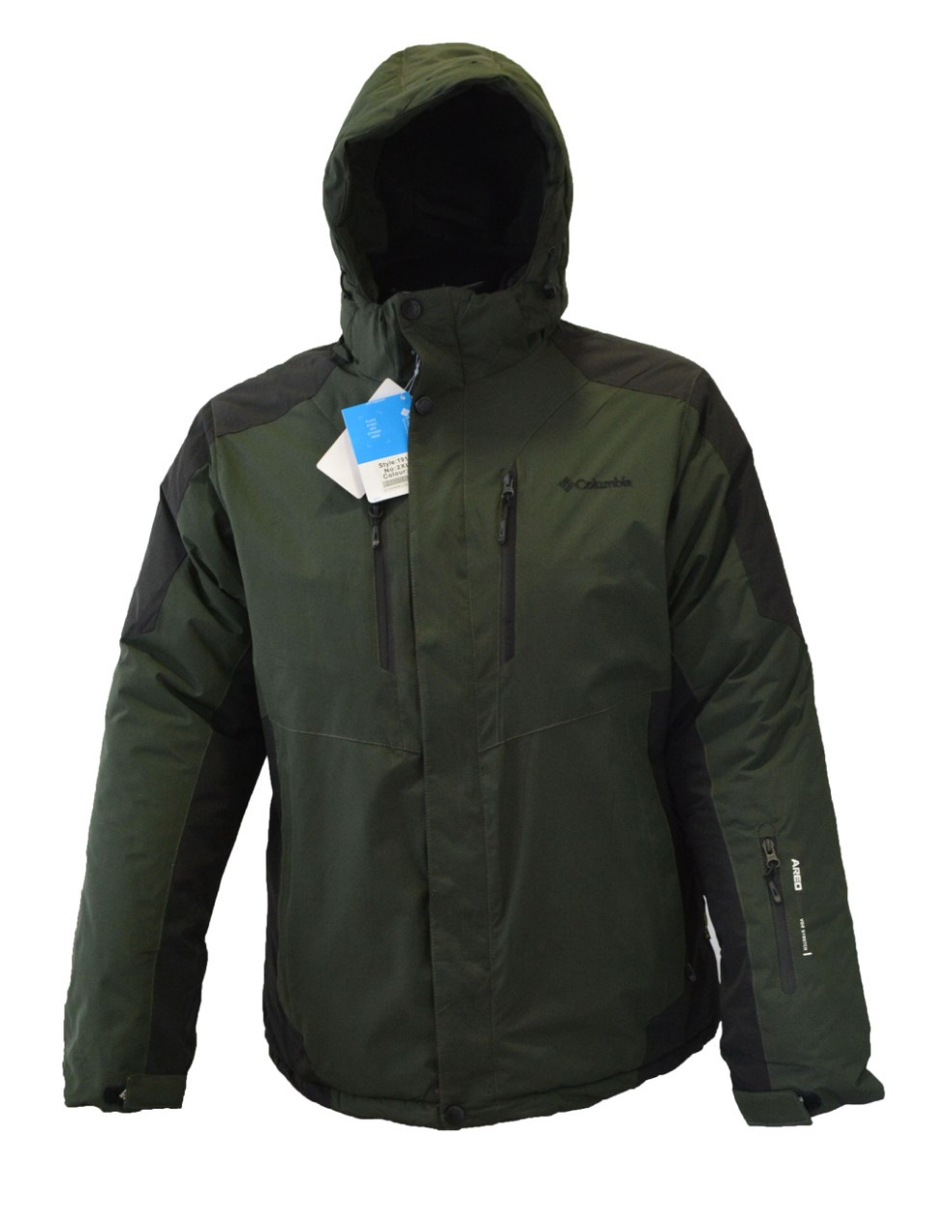 Шикарная куртка Columbia Omni-Tech M - 3XL