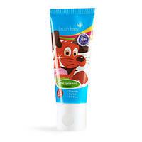 Зубна паста з ксилітом для дітей 6+ років Brush-baby Spearmint 50мл (BRB059)