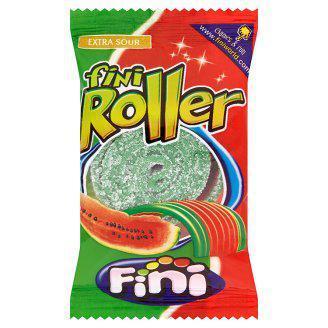 Желейная конфета Fini Roller watermalon
