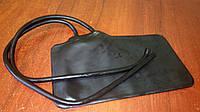 Камера для тонометра резиновая с двумя длинными трубками