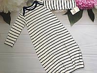 Пижама для новорожденной девочки 0-1 месяца