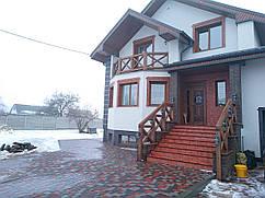 Будинок в (с. Теплівка Пирятинський район) в процесі будівництва