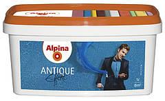 Лак для создания эффекта Alpina Antique Effekt (Кракелюр) 1л