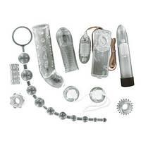 Секс набор Crystal Diamond Pleasure Kit