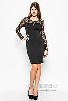 Элегантное платье с кружевом Carica KP-5411