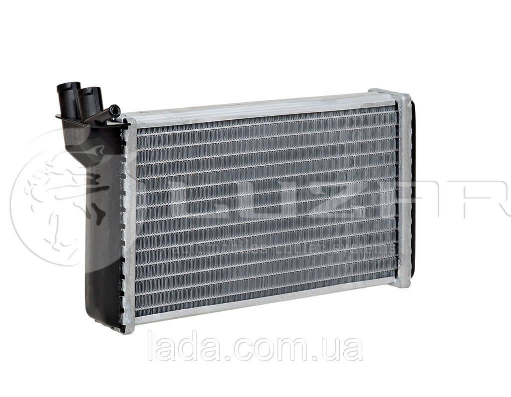 Радиатор отопителя Luzar ВАЗ  2110 (паяный Comfort) до 2003 года