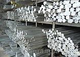 Алюмінієвий Пруток круглий, діаметр 36, марка алюмінію АД31, АД0, АМГ2, АМГ3, АМГ5, АМГ6, АМЦ, Д16, В95, фото 7