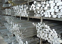 Пруток алюминиевый круглый, диаметр 50, марка алюминия АД31, АД0, АМГ2, АМГ3, АМГ5, АМГ6, АМЦ, Д16, В95