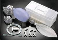 Аппарат искусственной вентиляции легких с ручним управлением «БИОМЕД» c аксесуарами