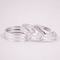 Центровочные кольца  63.4 / 57.1  Алюминий